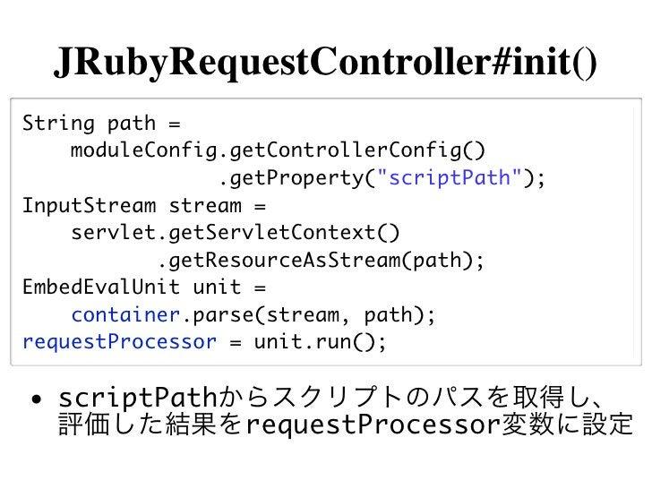 JRubyRequestProcessor