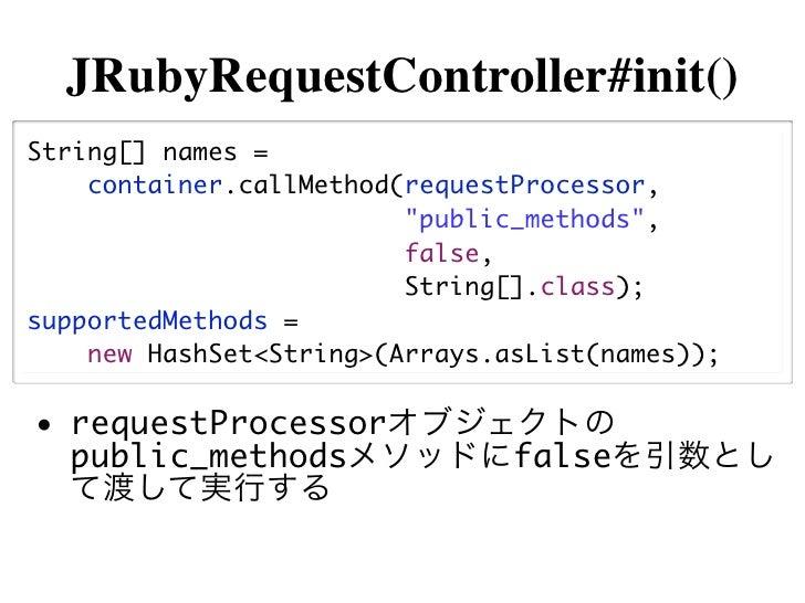 SinatraRequestProcessorclass SinatraRequestProcessor  def initialize    @app = SinatraHelloAction.new  end  def process re...