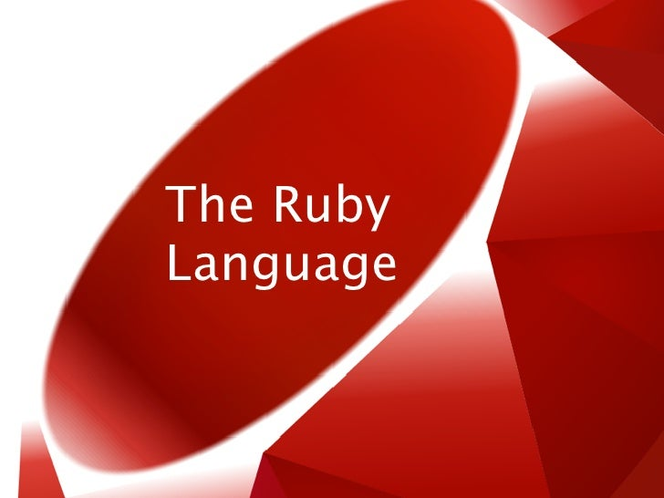 Image result for ruby language