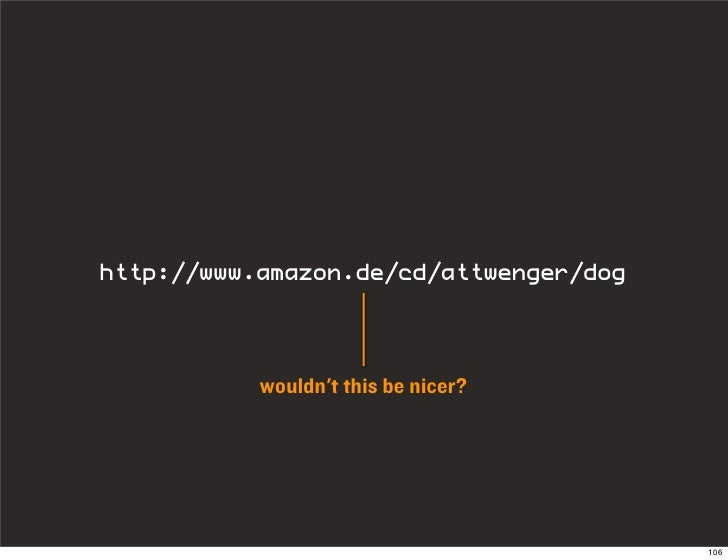 http://www.amazon.de/cd/attwenger/dog              wouldn't this be nicer?                                             106