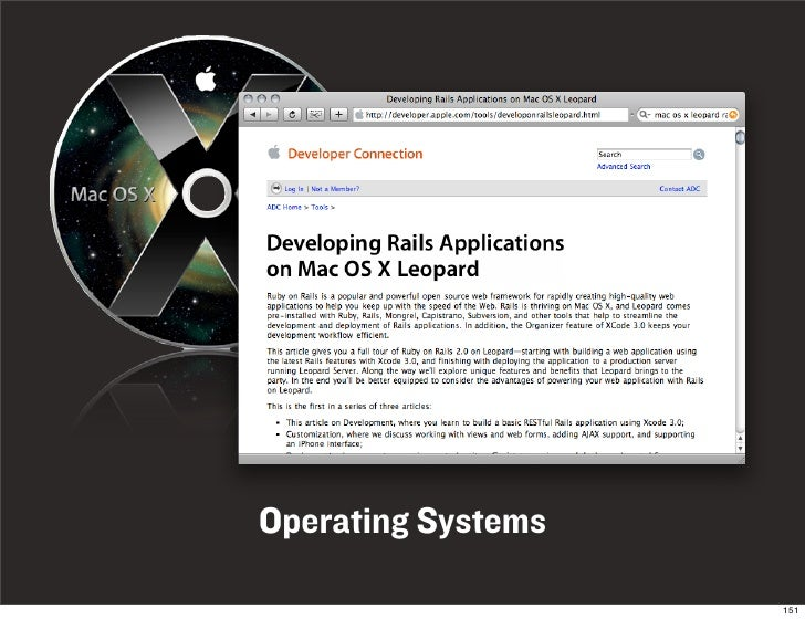 Operating Systems                      151