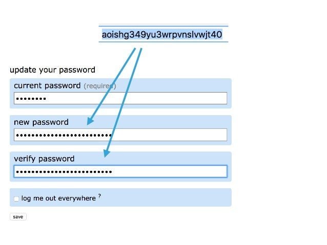 How I Used Ruby to Crack My Own Password