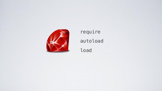 require autoload load