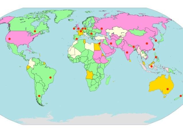 ⽂文化交流 ➤ 跟20個國家的⼈⼯作過 ➤ 了解各國地理民情 ➤ 聽奇怪的英⽂腔 ➤ 吃各國的食物 ➤ 德國蝦⼦的故事