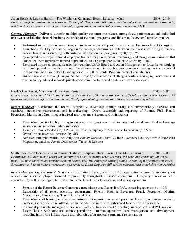 bartender resume sample silitmdnsfree examples resume and paper - Hotel General Manager Resume Sample