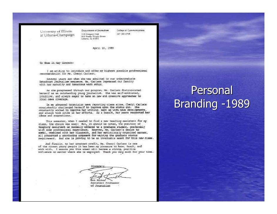 PersonalBranding -1989