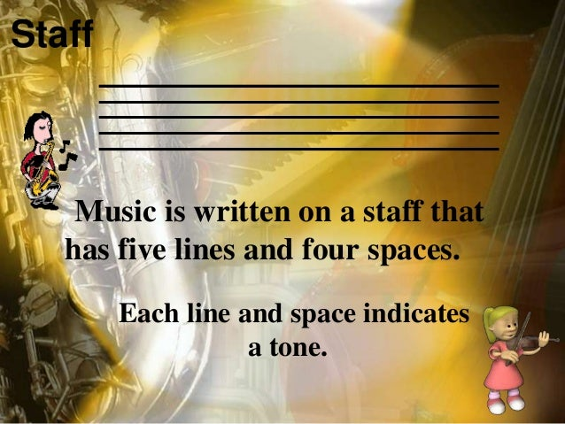 Rudiments of music Slide 2