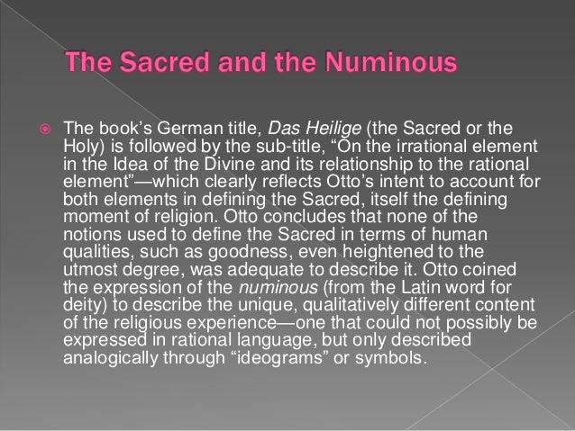 Numinous Argument Essay - image 6
