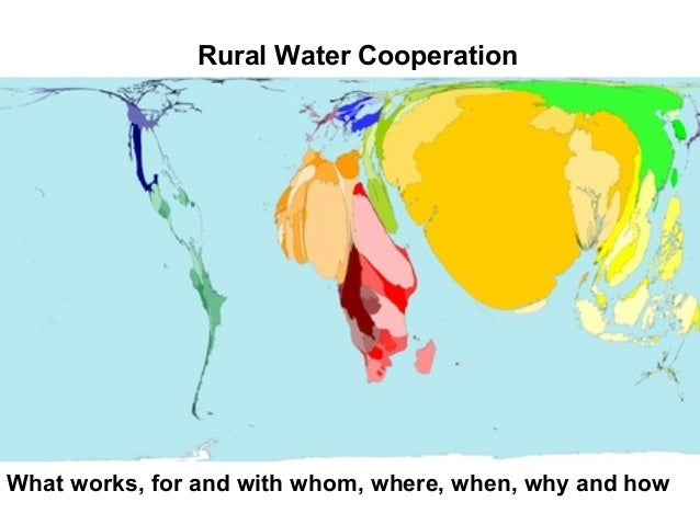 Rural Water CooperationWhat works, for and with whom, where, when, why and how