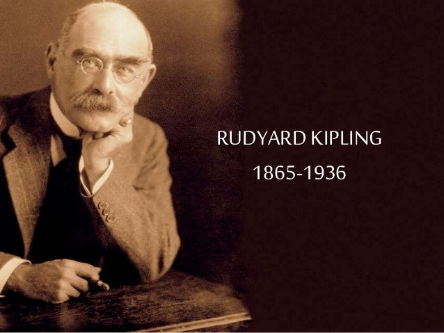 Image result for pic of rudyard kipling