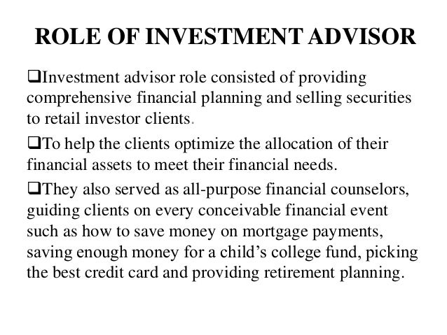 case rudy wong investment advisor Essays - largest database of quality sample essays and research papers on case rudy wong investment advisor.