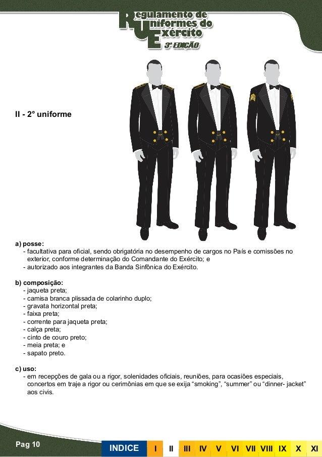 RUE - Capítulo II - Dos Uniformes c001f2bea14