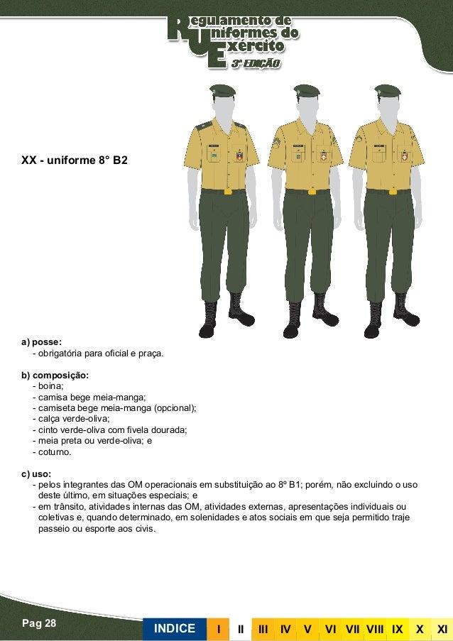 14ce77d247d RUE - Capítulo II - Dos Uniformes