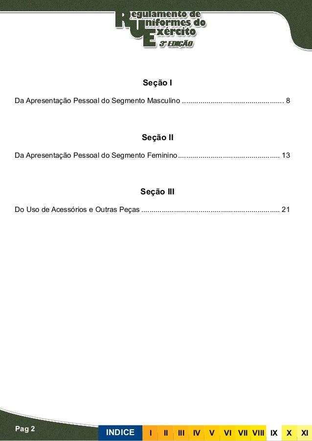 4cf0a5f737 RUE - Capítulo IX - Da Apresentação Pessoal