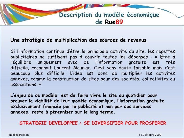 Structure du capital de Rue89<br />L'ouverture du capital à des investisseurs permet de :<br />- prolonger et d'élargir l...