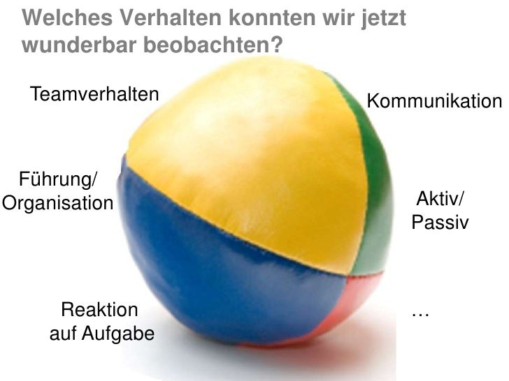 Stress-Simulation im Softskill-Training Slide 3