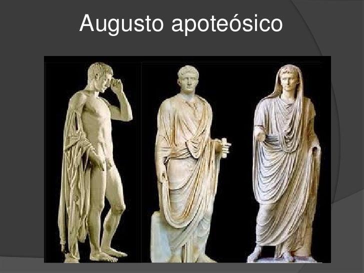 Augusto apoteósico