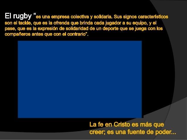 RUGBY  Slide 2