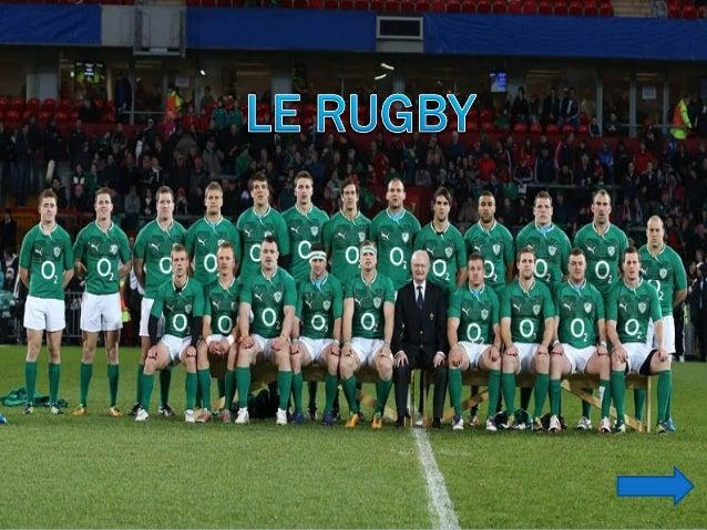  Le rugby est un sport collectif . En rugby deux équipes de quinze joueurs se battent pour gagner des points en transport...
