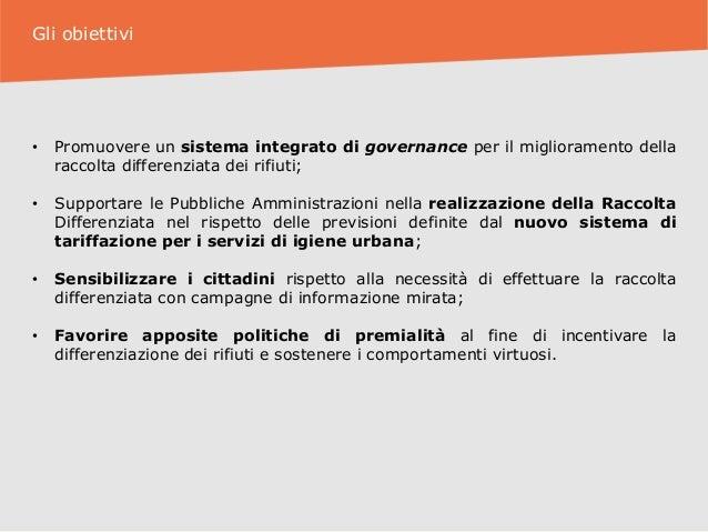 LandCity Revolution 2016 - Sistemi e soluzioni per la gestione della raccolta differenziata - Ruggero Palumbo e Giacomo Campanella (SIT)  Slide 3
