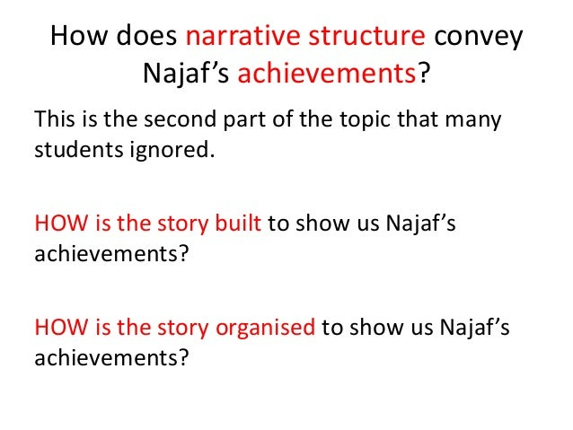 essays narrative structure In this lesson, we will examine various types of narrative techniques in writing, as well as examples of the literary techniques relevant to style.