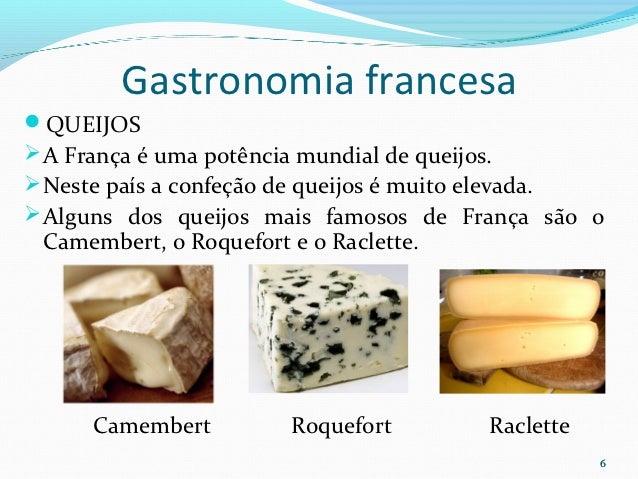 Rui alexandre vers o final for Gastronomia francesa historia