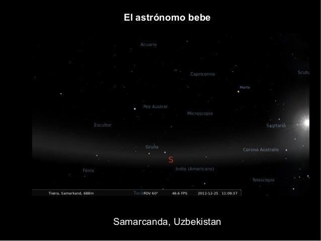 Samarcanda, Uzbekistan El astrónomo bebe