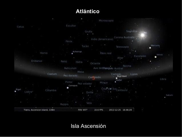 Isla Ascensión Atlántico