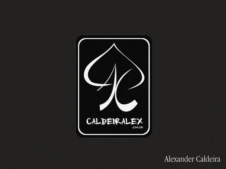 Alexander Caldeira