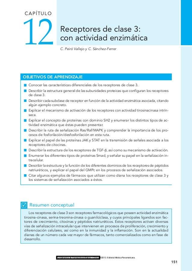 02 Sección II_Maquetación 1 15/01/13 08:19 Página 151              CAPÍTULO             12                       Receptore...
