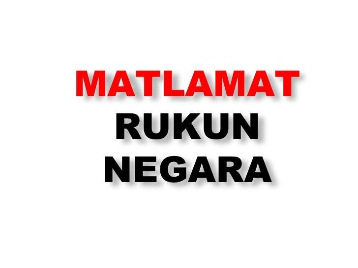 rukun negara 4 malaysia maju dan sejahtera ( 97 waktu )s 41 petunjuk negara maju & sejahterau (24 w)bt.