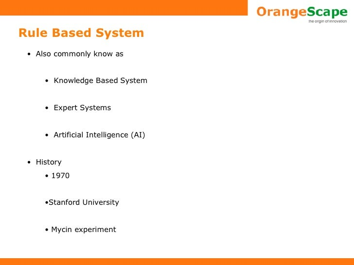 rule based system A hybrid adaptive rule based system for smart home energy prediction jithish j and sriram sankaran amrita center for cybersecurity systems & networks.
