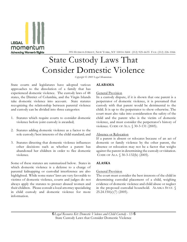 joint custody versus sole custody essay In a divorce, custody of children is broken down into two elements: legal and physical it's not unusual for legal and physical custody to be set up differently learn about the difference between legal and physical child custody, and what they look like.