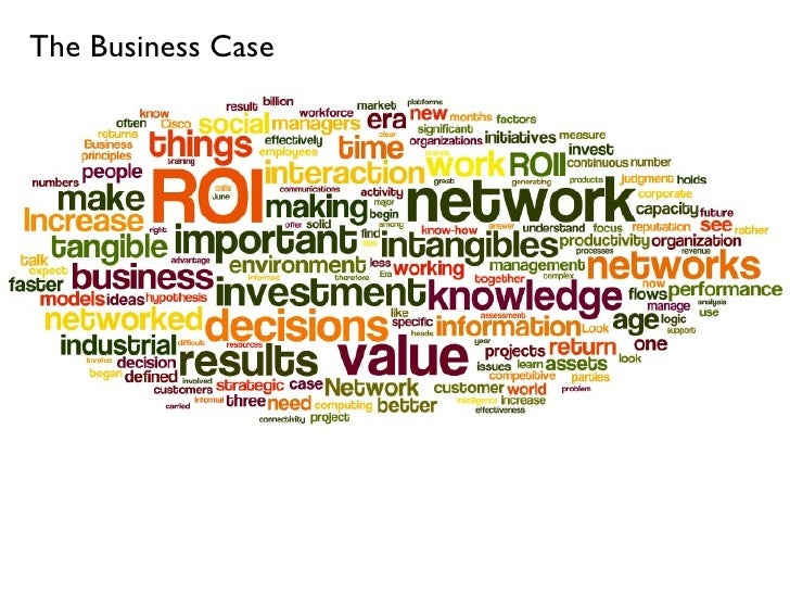 The Business Case