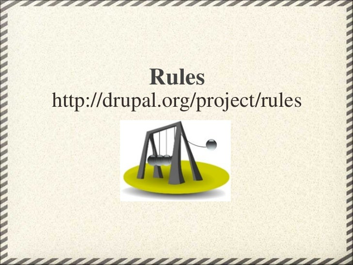 Rules http://drupal.org/project/rules