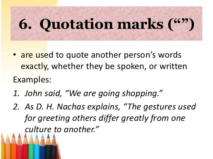 Rules in capitalization and punctuation 37 spiritdancerdesigns Image collections