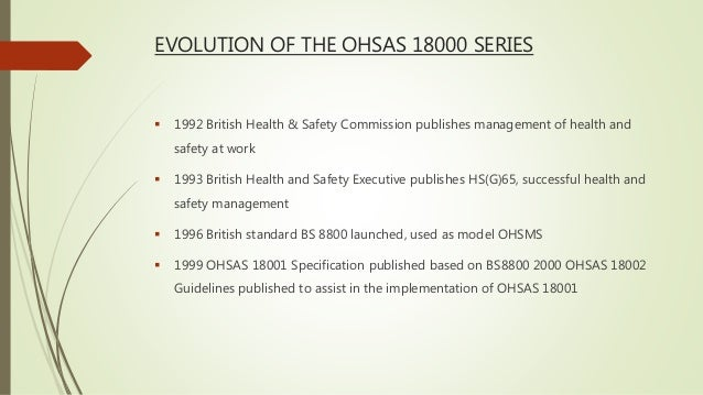 OHSAS 18002 STANDARD EBOOK DOWNLOAD