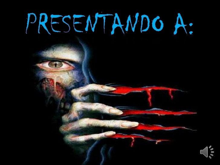 PRESENTANDO A:<br />