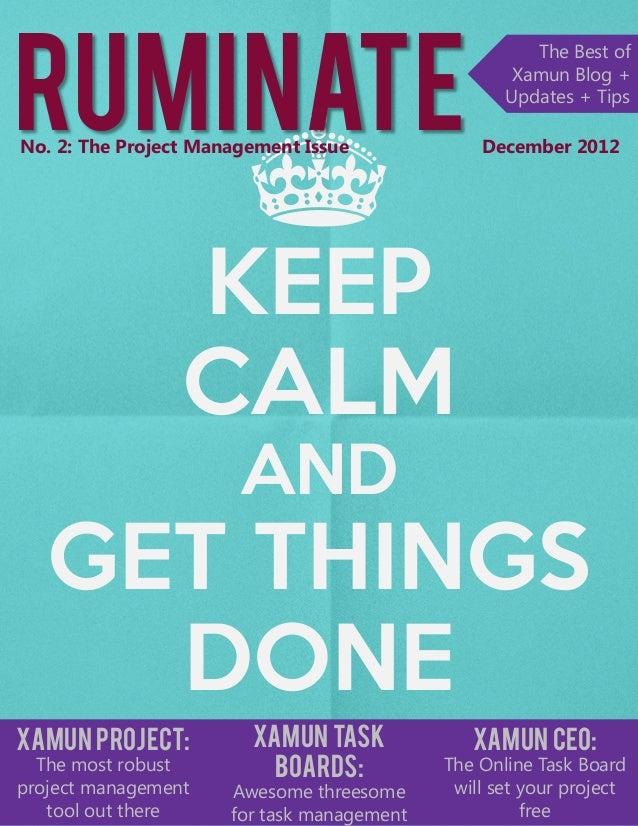 Ruminate                                                      The Best of                                                 ...