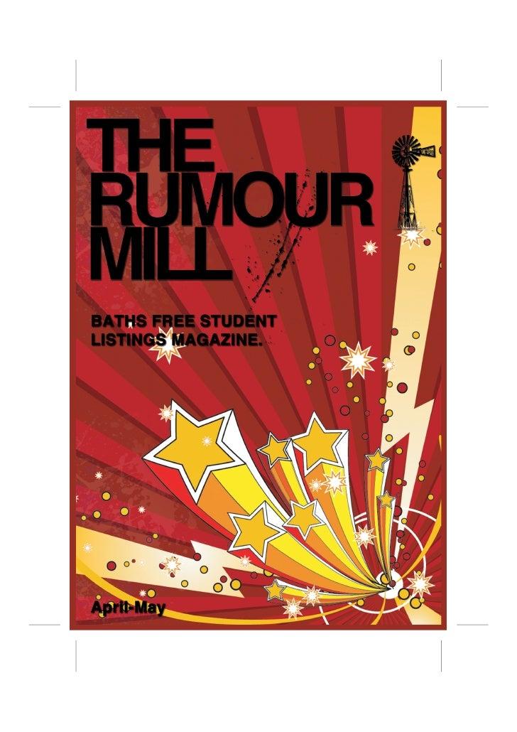 Rumour mill 2