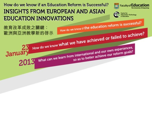 Rundown                         Presentation:        Learning Innovations in Europe Dr Yves Punie, European Commission    ...