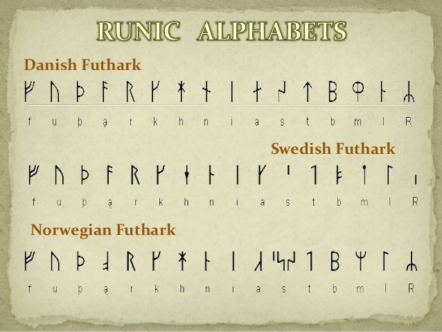 how to learn younger futhark