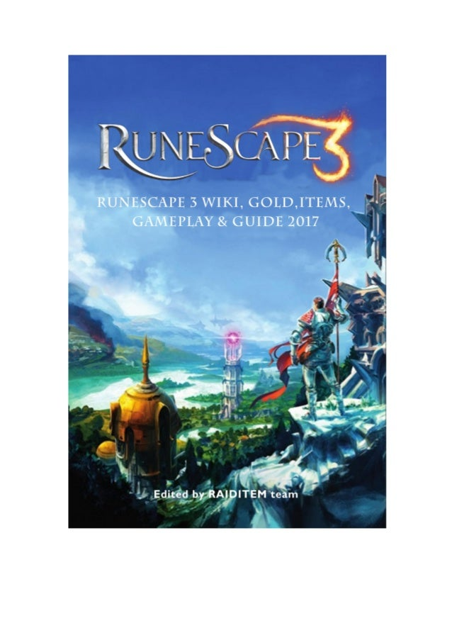 Runesape 3 Wiki Guides And Review