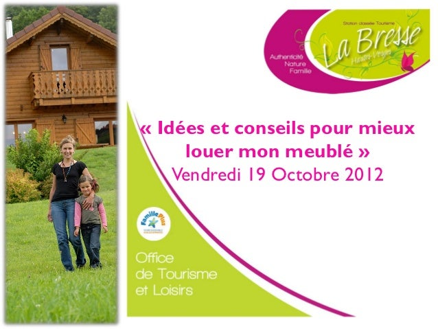 office de tourisme la bresse