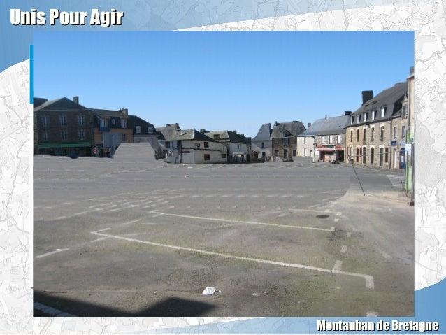 Priorité à l'aménagement du centre-ville, rue du Général de Gaulle, rue de Brest, rue de Romillé, rue de Beaudouin et aven...