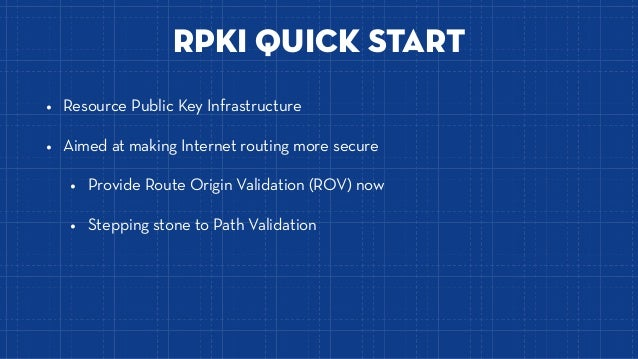 Should I run my own RPKI Certificate Authority?