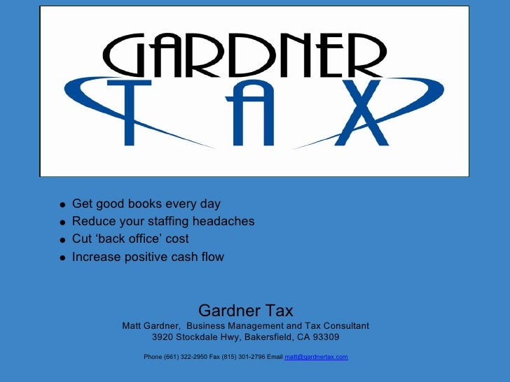Get good books every day Reduce your staffing headaches Cut 'back office' cost Increase positive cash flow                ...