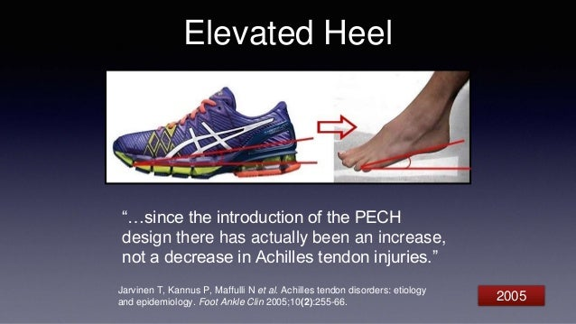 Why Running Shoes Don't Fix Injuries