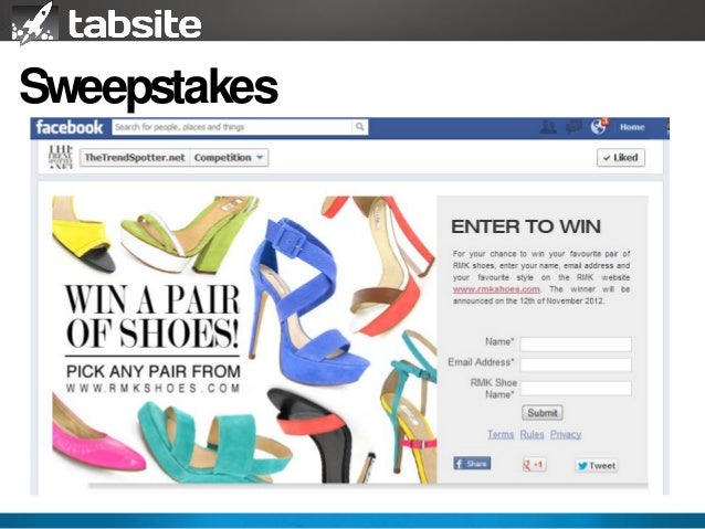 Running Facebook Contests - A Guide to Types and Best Practices