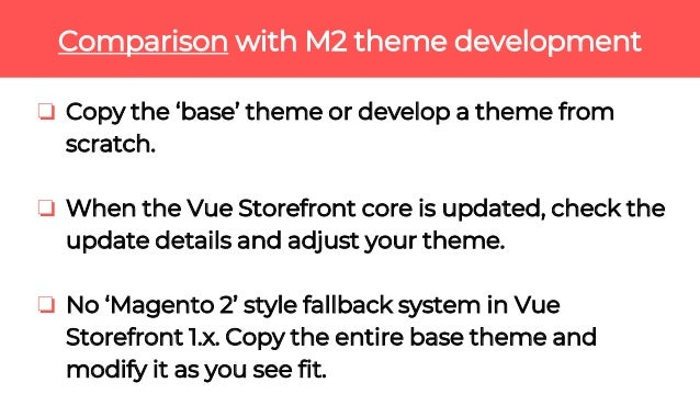 Running Vue Storefront in production (PWA Magento webshop)
